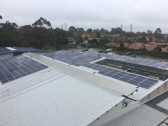 100KW. VIC. Government