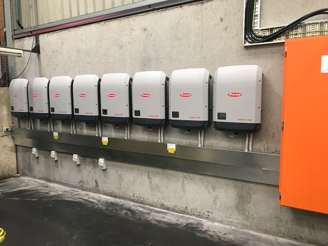 175KW. VIC. Manufacturing