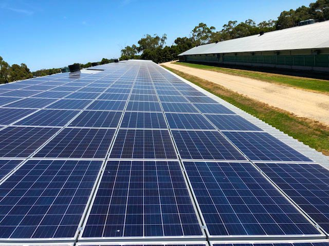 200KW. VIC. Farm