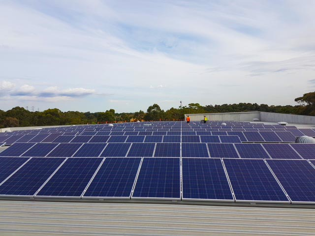 97KW. VIC. Storage Facility