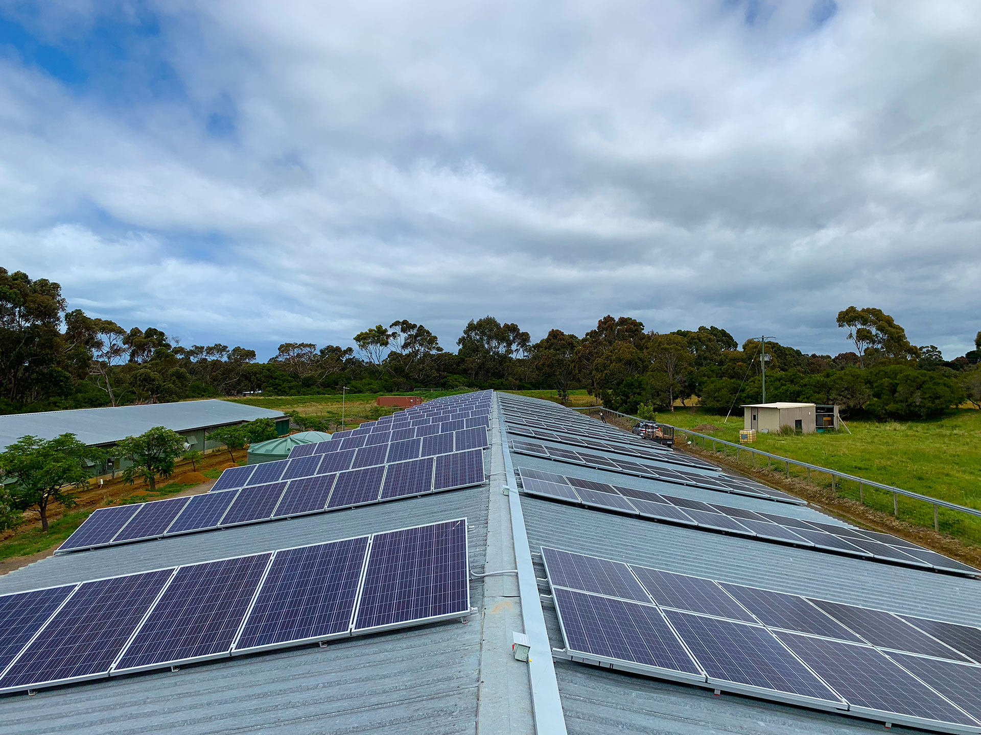 100KW. VIC. Farm
