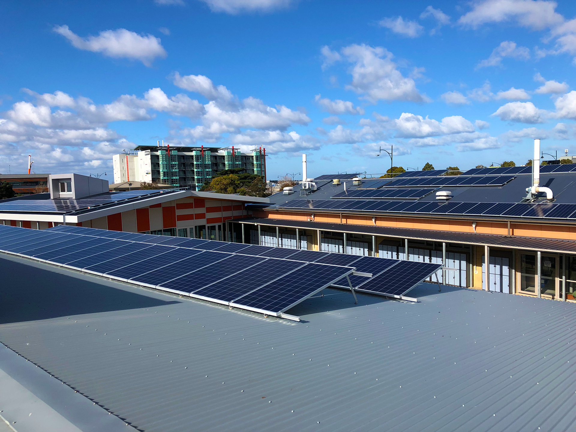 160KW. VIC. Secondary School