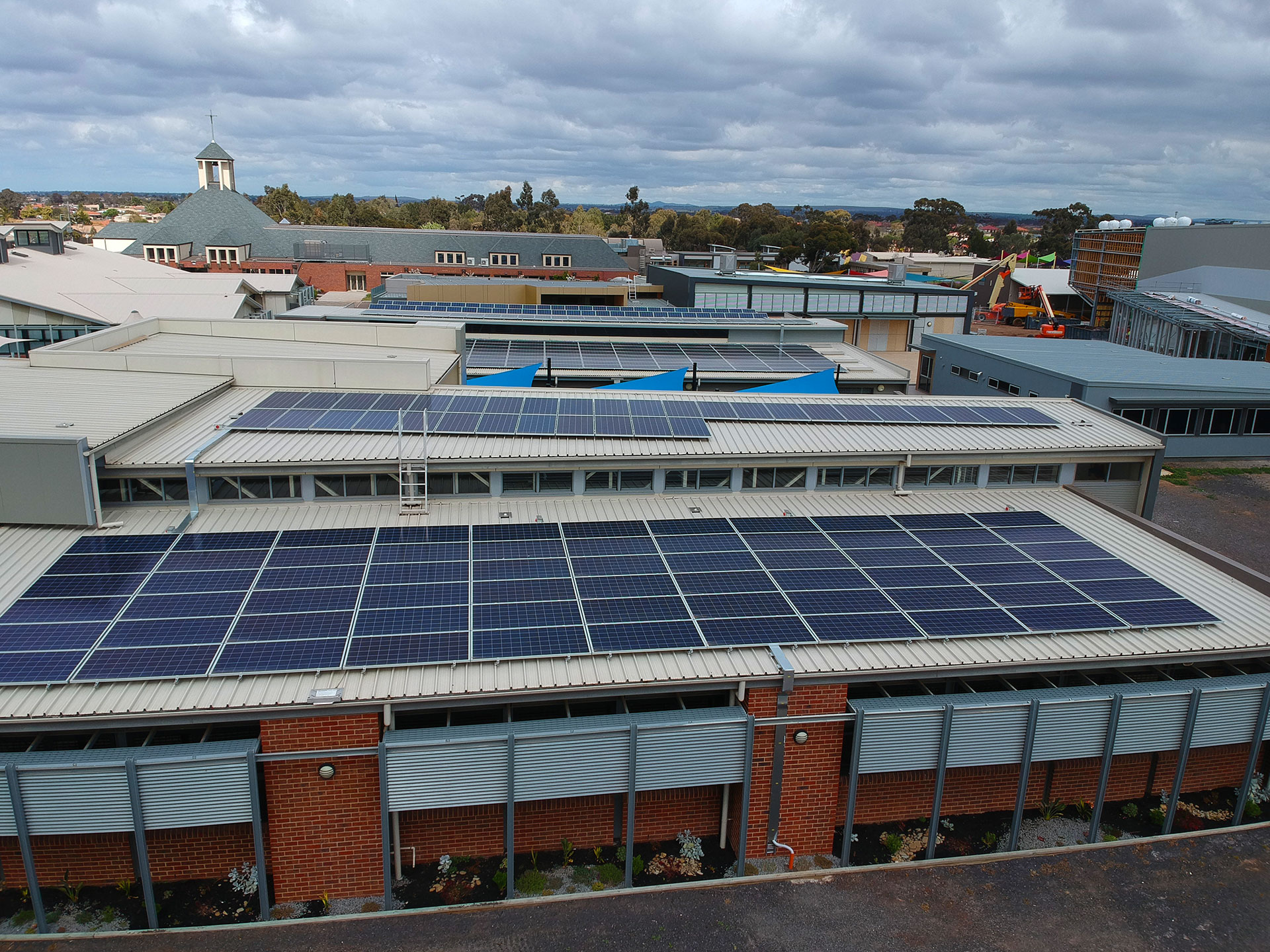 300KW. VIC. Secondary School
