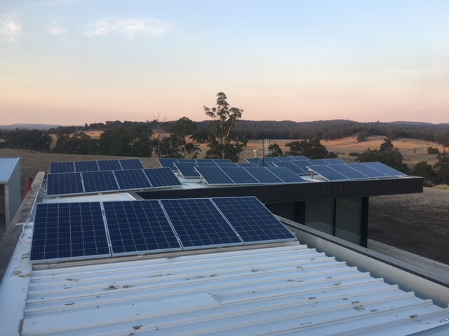 15KW. VIC. Off Grid System