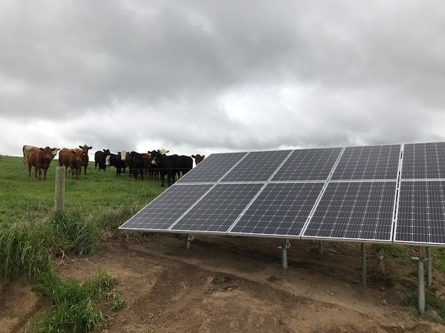 15KW. VIC. Ground Mount / Offgrid System